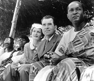 Nixons in Ghana