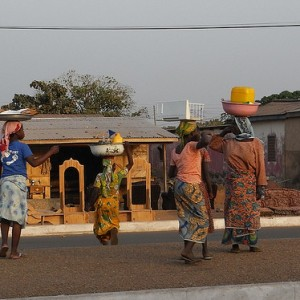 Women in Tamale