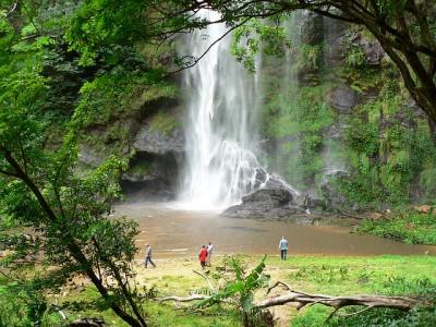 Ghana Waterfall