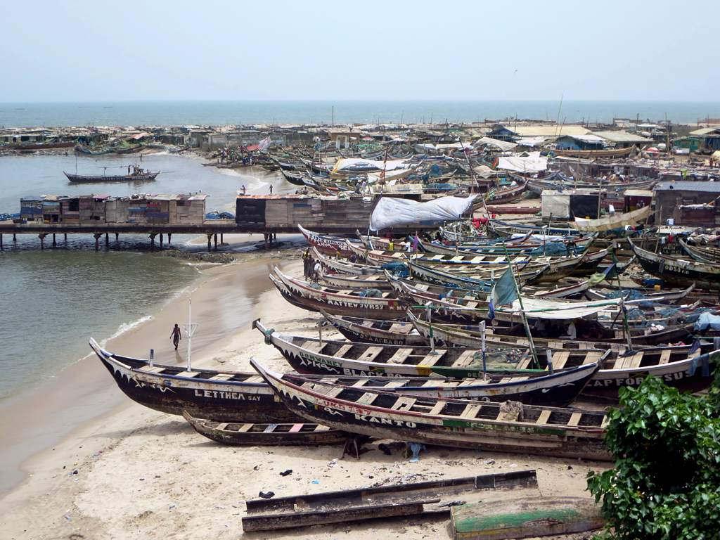 Jamestown Fishing Boats